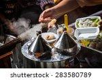 thai market | Shutterstock . vector #283580789