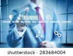 Business Training Concept ...