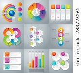 infographic design template can ... | Shutterstock .eps vector #283726265