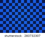 Black And Blue Squares For...