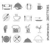 vector icon  food and beverages.