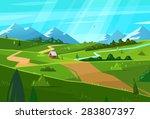 vector design illustration for... | Shutterstock .eps vector #283807397