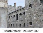 Stock photo kilmainham gaol dublin prison ireland 283824287