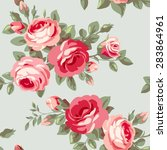 raster version. seamless... | Shutterstock . vector #283864961