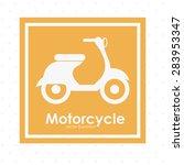 transportation design over... | Shutterstock .eps vector #283953347