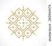 arabic pattern | Shutterstock .eps vector #283964474