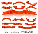banners colection | Shutterstock .eps vector #28396609