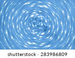 abstract blue background with... | Shutterstock . vector #283986809