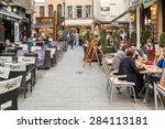 bucharest  romania   june 04 ... | Shutterstock . vector #284113181