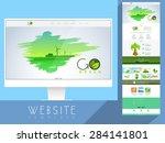 creative website template...