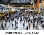 liverpool street station in the ...