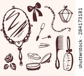 Accessory Set For Beauty....