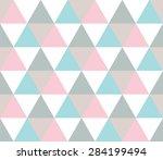 Pastel Seamless Geometric...