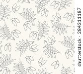 Seamless Pattern With Lentil....