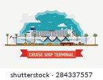 cool detailed flat design...   Shutterstock .eps vector #284337557