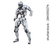 robot | Shutterstock . vector #284350274