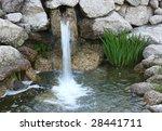 Spa Garden Waterfalls  Slow...