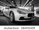 bangkok  thailand   june 3 ...   Shutterstock . vector #284452439
