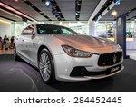 bangkok  thailand   june 3 ...   Shutterstock . vector #284452445