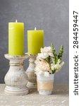 Floral Arrangement With...