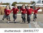 Elementary School Pupils...