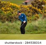 lossiemouth  moray  scotland  ... | Shutterstock . vector #284538314