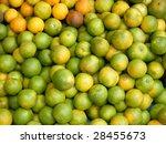 limes | Shutterstock . vector #28455673