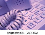 photo of a phone with the... | Shutterstock . vector #284562