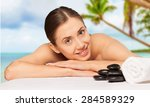spa  relax  relaxation. | Shutterstock . vector #284589329