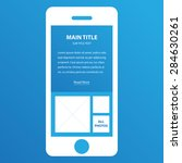 wireframe mobile app ui kit...