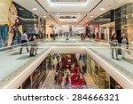 bucharest  romania   june 06 ... | Shutterstock . vector #284666321