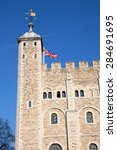 Famous Tower Of London  United...