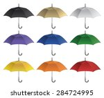 umbrella blank is an... | Shutterstock .eps vector #284724995