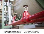 Fire Sprinkler In Petrochemical ...