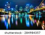 The Pittsburgh Skyline...