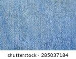 Pale Light Denim Fabric Patter...