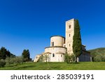 Sant'antimo Abbey Near...