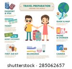 vector. illustration.... | Shutterstock .eps vector #285062657