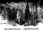 texture for grungy effect.... | Shutterstock .eps vector #285092435