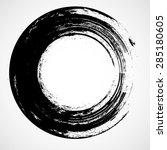 vector grunge background.  | Shutterstock .eps vector #285180605