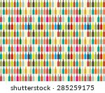 Bottle Silhouette  Pattern Wit...