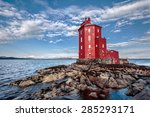The Red Lighthouse Of...