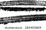vector illustration of grunge... | Shutterstock .eps vector #285405809