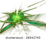 abstract fractal background | Shutterstock . vector #28542745