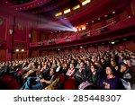 thessaloniki   greece  october...   Shutterstock . vector #285448307