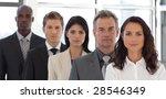 multi ethnic businessgroup... | Shutterstock . vector #28546349