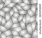 abstract seamless pattern.... | Shutterstock . vector #285493049