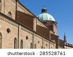 vicenza italy april 3 2015 view ... | Shutterstock . vector #285528761