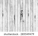 old vintage white wood... | Shutterstock . vector #285549479