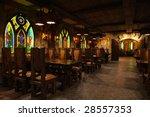 interior made as an ancient... | Shutterstock . vector #28557353